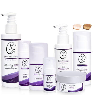 Advanced Aging SkinCare Package - Cocco Clinique MD SkinCare